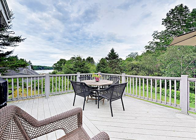 East Boothbay ME Vacation Rental Welcome to Maine!