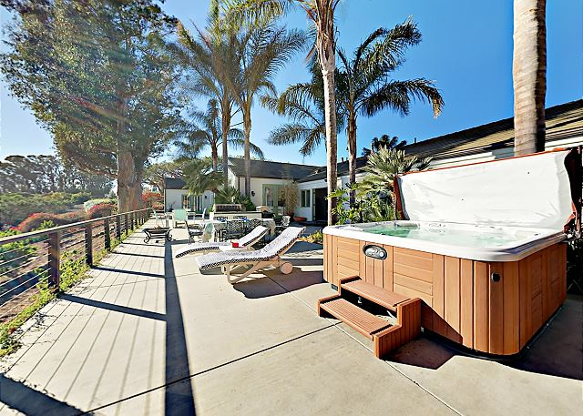 Carpinteria CA Vacation Rental Welcome! Slip into
