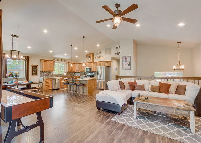 South Lake Tahoe CA Vacation Rental Groups will love
