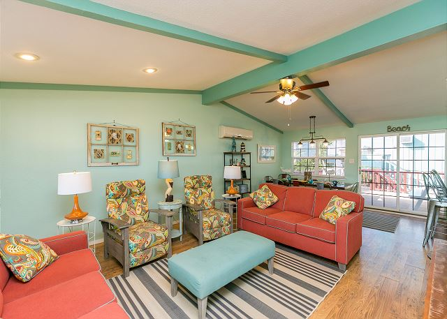 """Port Aransas TX Vacation Rental Welcome to """"A"""