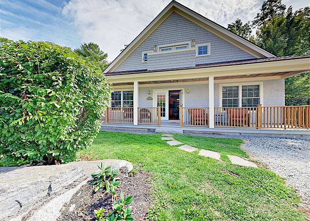 Edgecomb ME Vacation Rental Welcome to Maine!