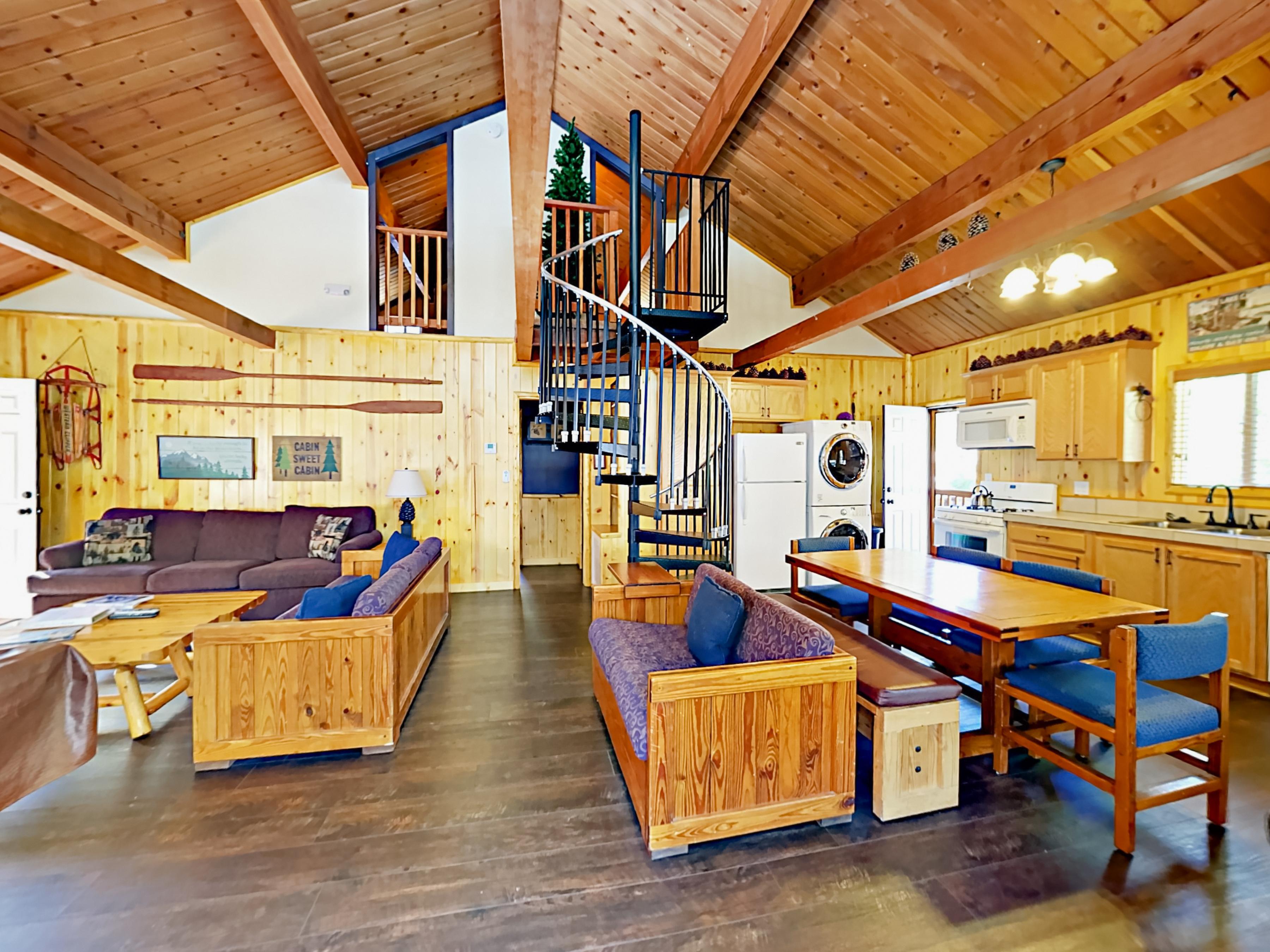 Big Bear Lake CA Vacation Rental Easy to socialize