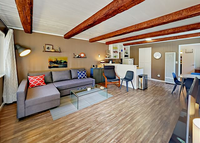 South Lake Tahoe CA Vacation Rental Relax on the