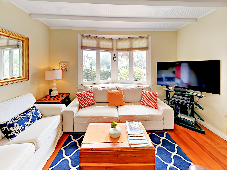 Santa Barbara CA Vacation Rental Lounge on 2