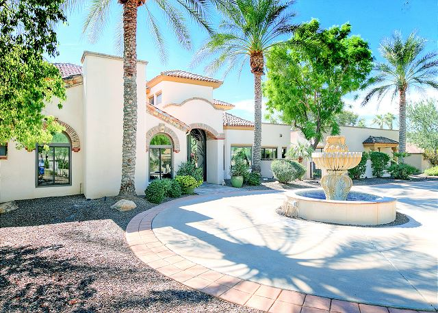 Paradise Valley AZ Vacation Rental Welcome to Paradise