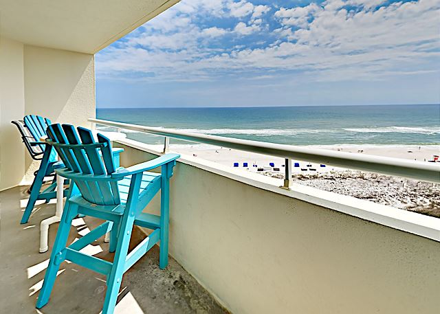 Pensacola FL Vacation Rental View of the