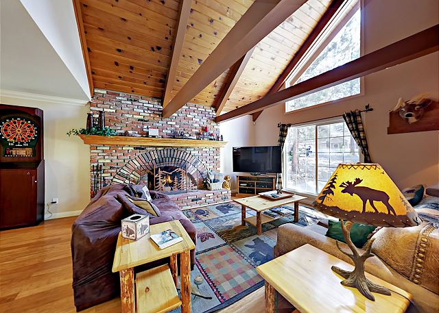 Big Bear Lake CA Vacation Rental Welcome to your