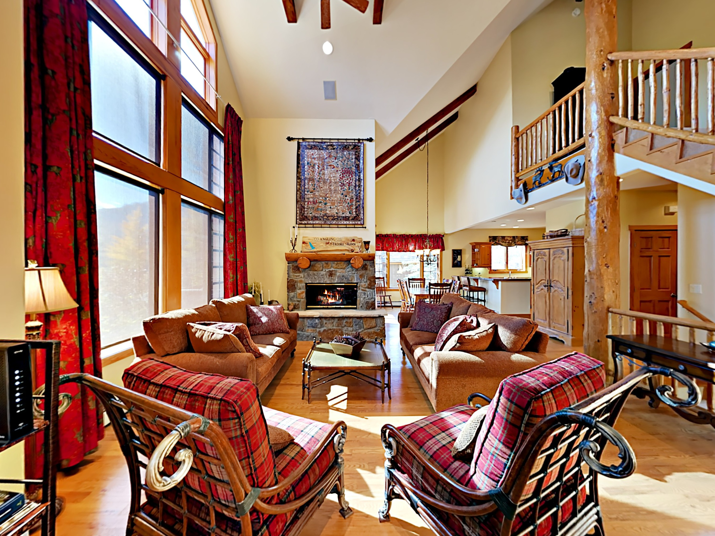 Edwards CO Vacation Rental Welcome! This stunning
