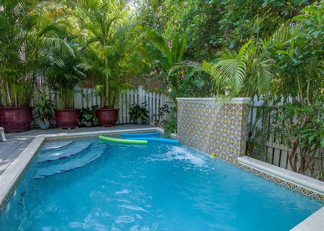 Key West FL Vacation Rental Lather on the