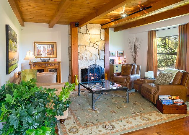 Sonoma CA Vacation Rental Step into the