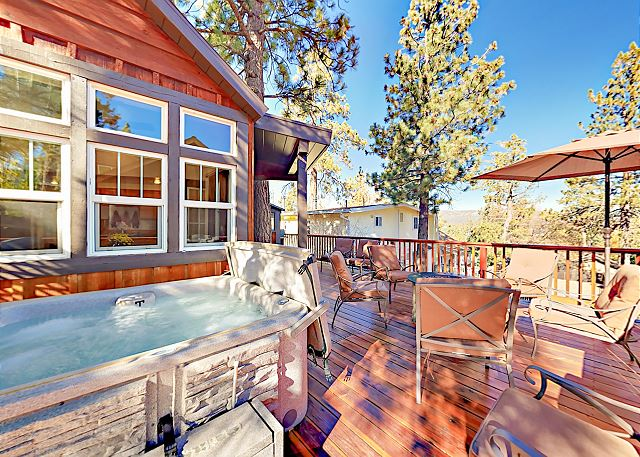 Big Bear CA Vacation Rental Welcome to Big