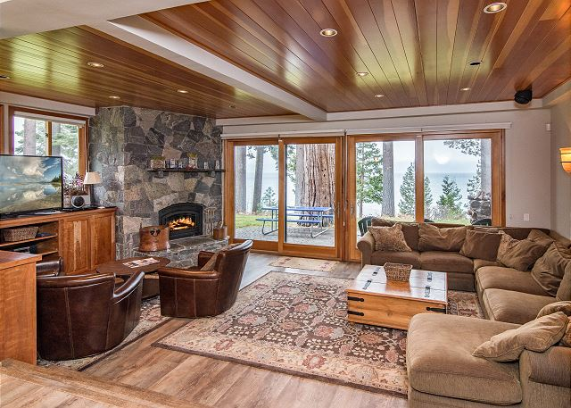 Tahoe City CA Vacation Rental Welcome to North