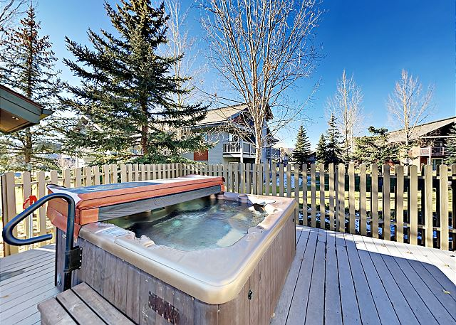 Steamboat Springs CO Vacation Rental Relax your muscles