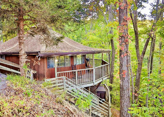Gatlinburg TN Vacation Rental Gatlinburg mountain chalet,