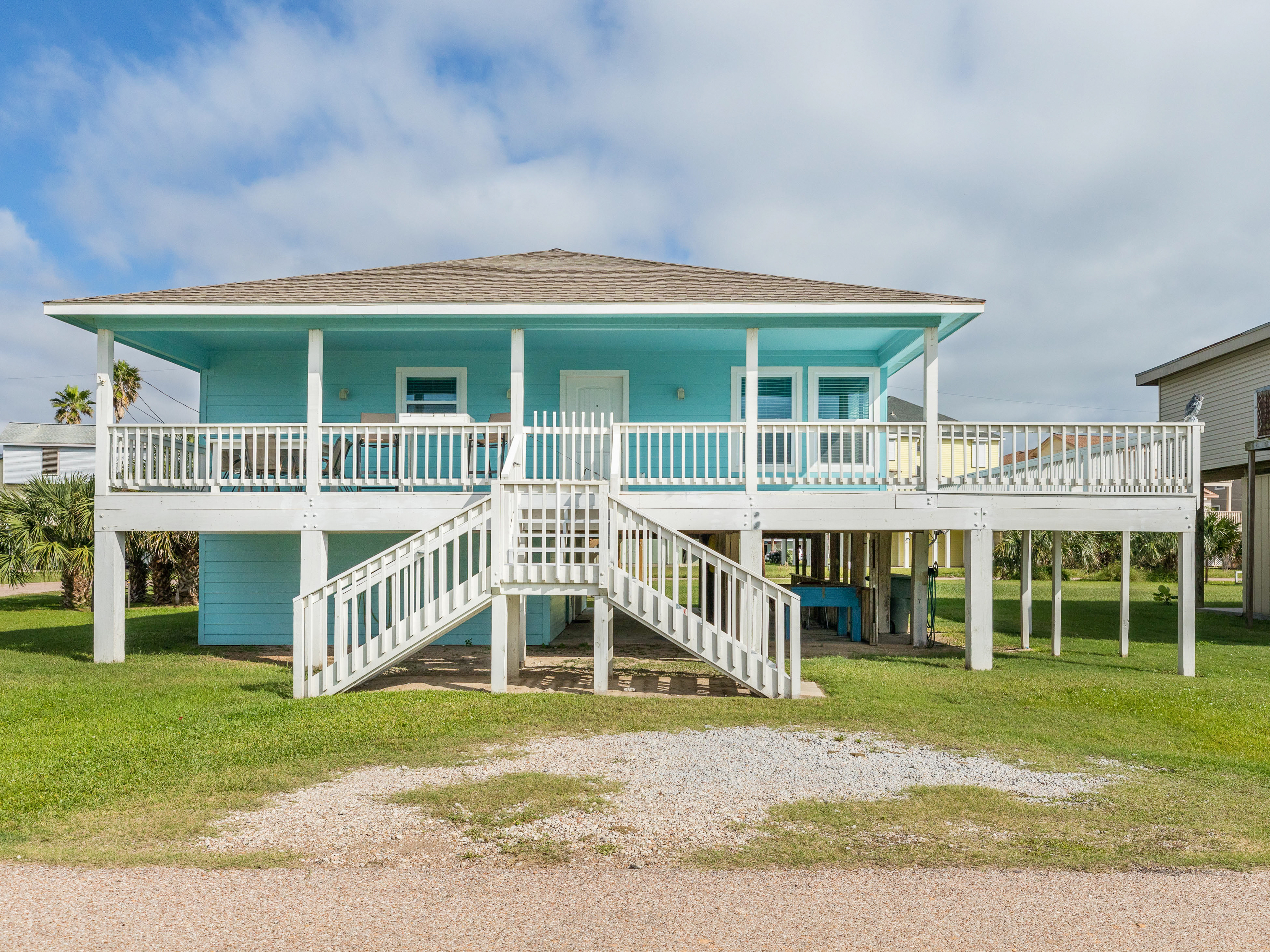 Galveston TX Vacation Rental This charming beach
