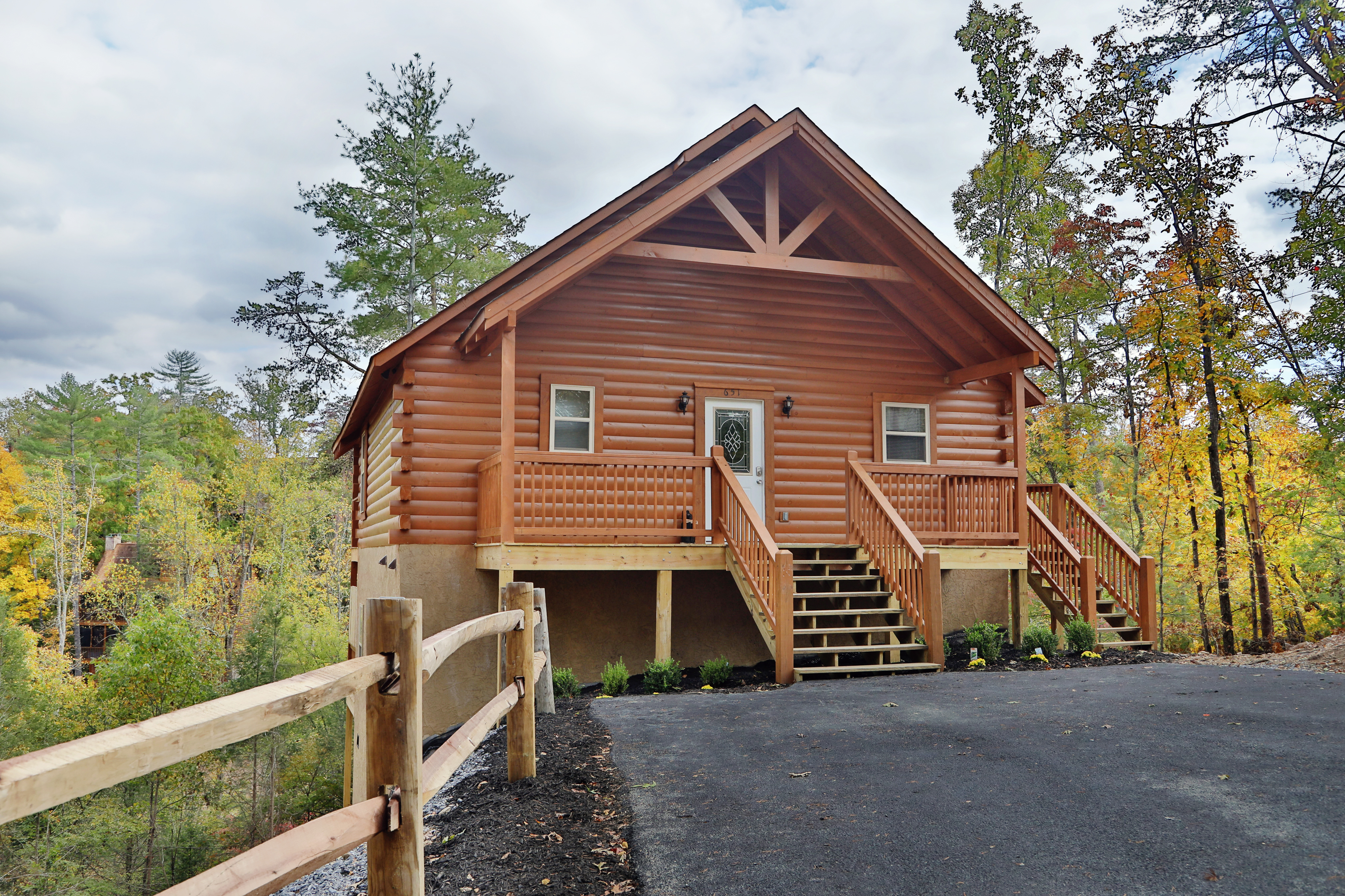 New 2BR Cabin w/ Hot Tub & Home Theater | TurnKey
