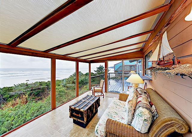 Newport OR Vacation Rental Welcome to Nye