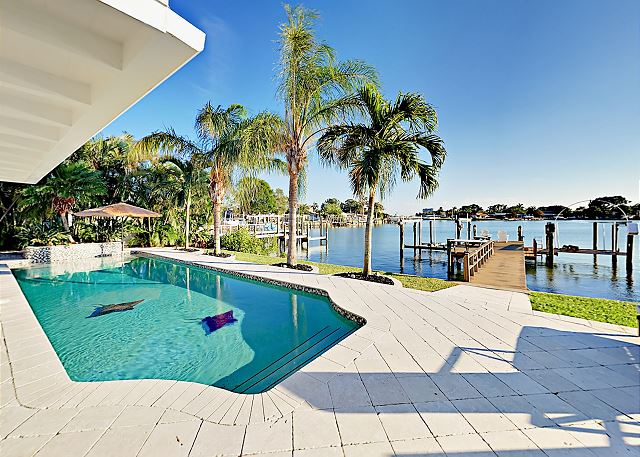 Waterfront 2BR w/ Pool & Pier | TurnKey