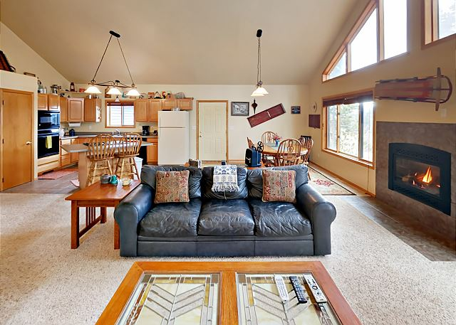 Granby CO Vacation Rental Welcome to Winter