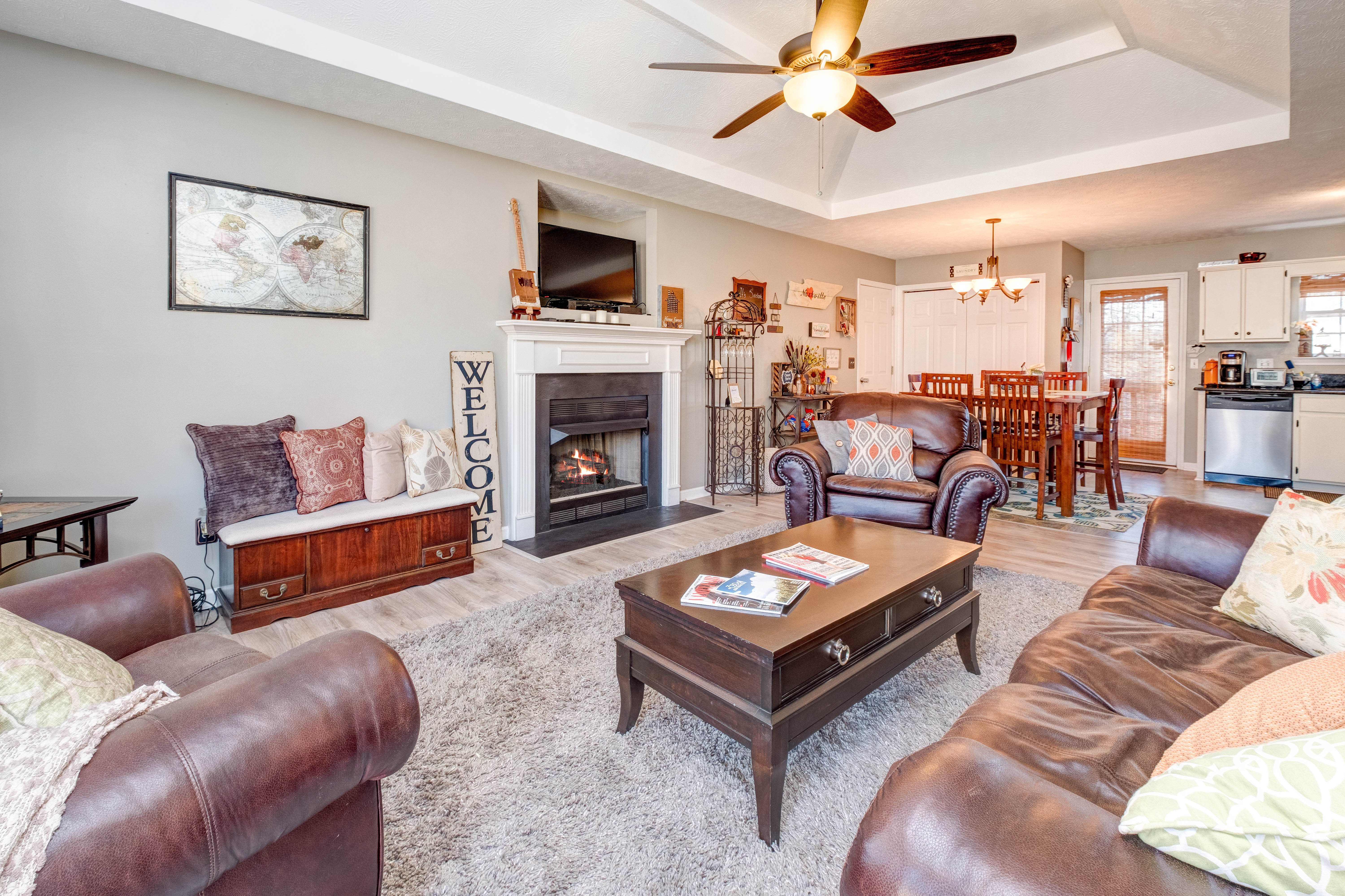 Mt. Juliet TN Vacation Rental Welcome to your