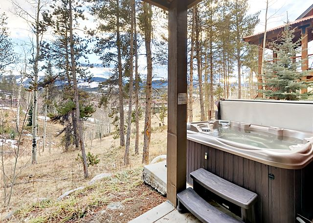 Fraser CO Vacation Rental A private hot