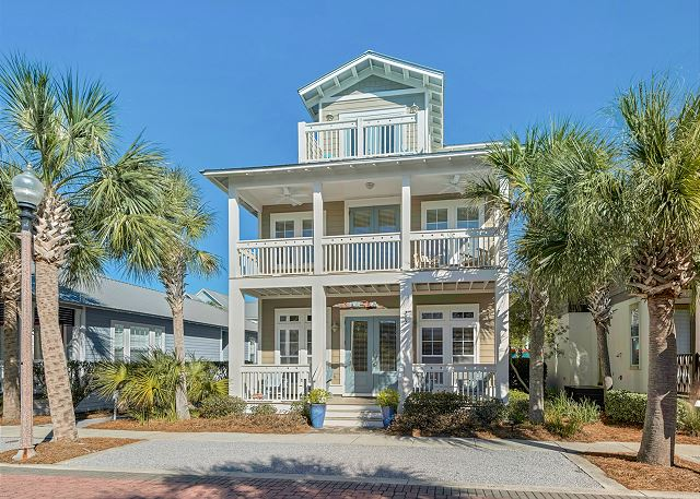 Seacrest Beach FL Vacation Rental Welcome to Driftwood