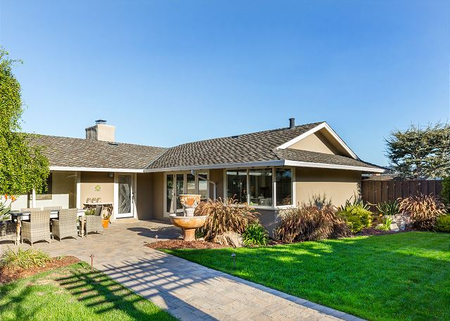 Carmel CA Vacation Rental Welcome to beautiful