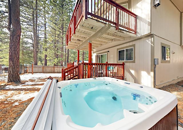 South Lake Tahoe CA Vacation Rental Relax in the