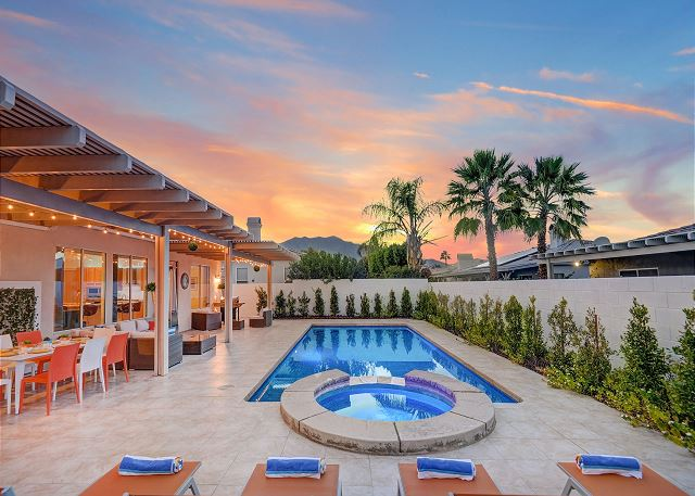 Cathedral City CA Vacation Rental Welcome to Palm