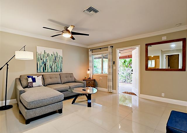 Ft.Lauderdale FL Vacation Rental The updated space