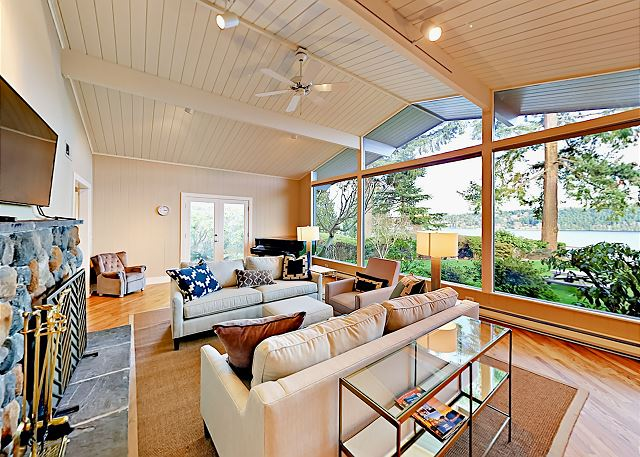 Lake Forest Park WA Vacation Rental Welcome to your