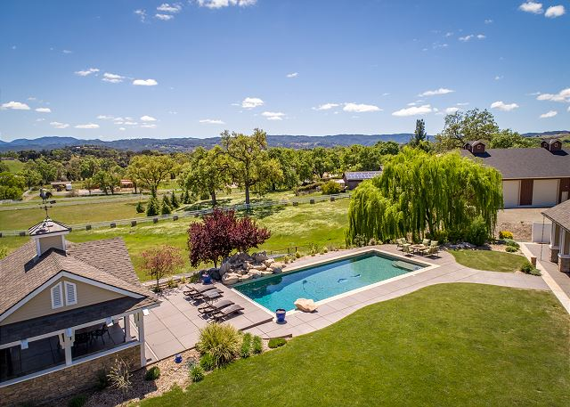 Templeton CA Vacation Rental Welcome to Frontier