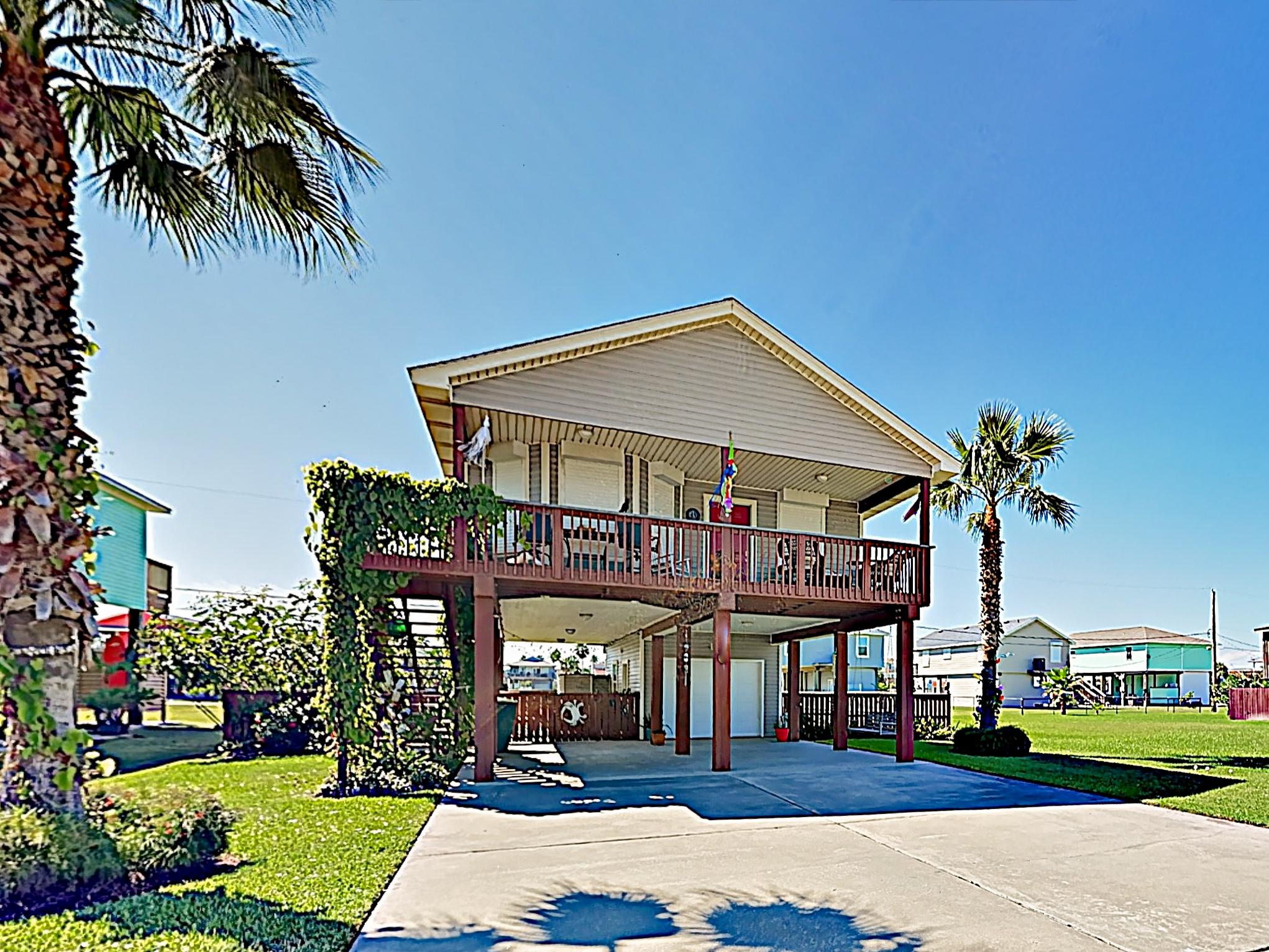 Galveston TX Vacation Rental Welcome to Galveston!