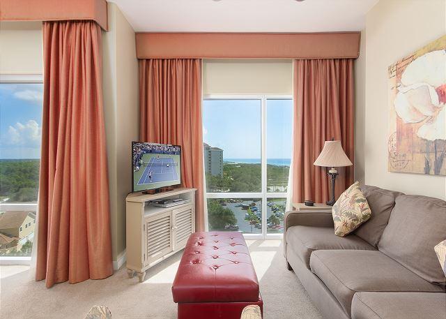 Miramar Beach FL Vacation Rental Kick back on