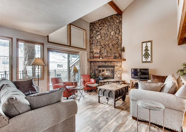 Keystone CO Vacation Rental Welcome to Dillon!