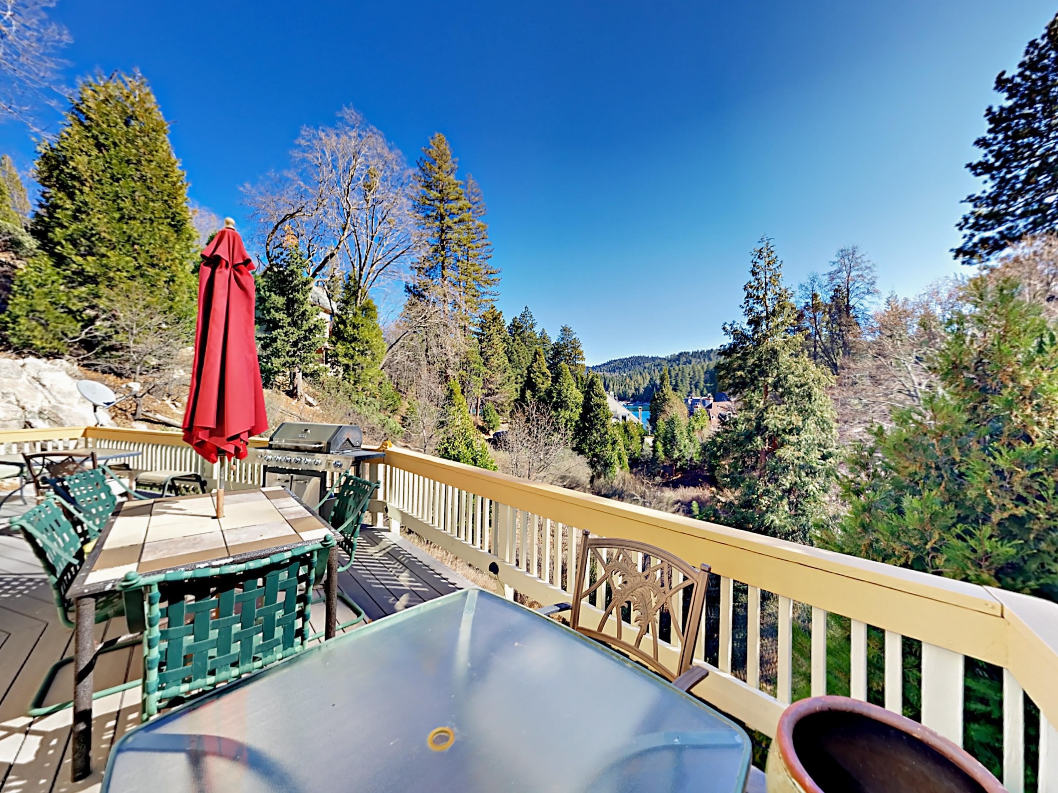 Lake Arrowhead CA Vacation Rental Welcome to Lake