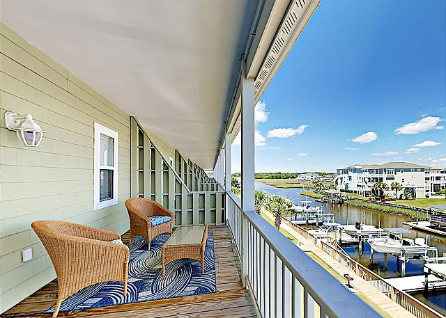 Ocean Isle Beach NC Vacation Rental Relax on the