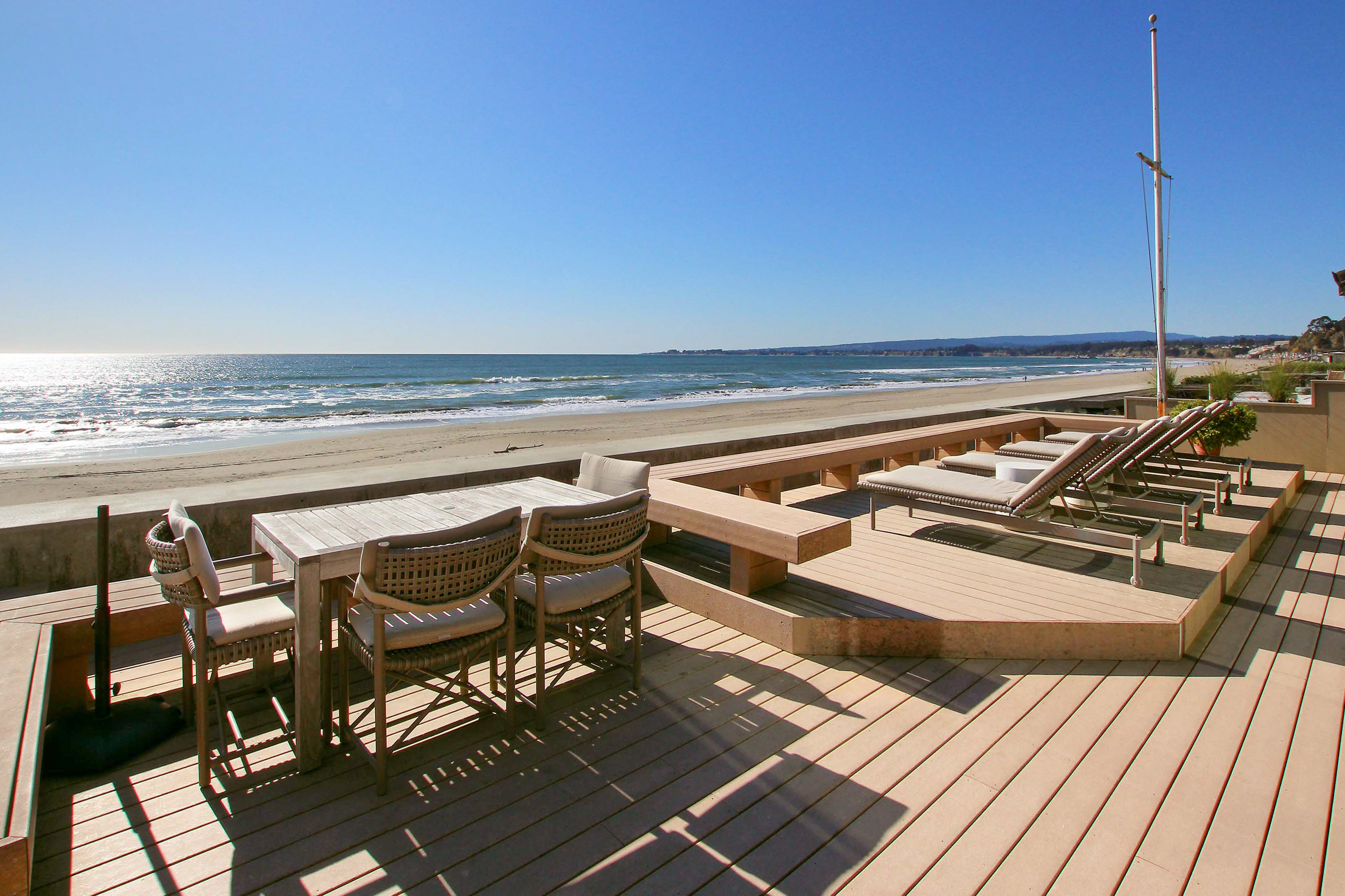 Aptos CA Vacation Rental Welcome to Seascape!