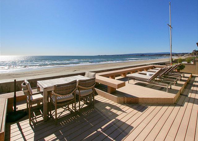 Aptos CA Vacation Rental Incredible ocean views