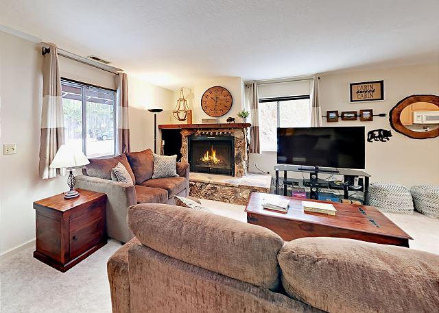 South Lake Tahoe CA Vacation Rental Unwind in the