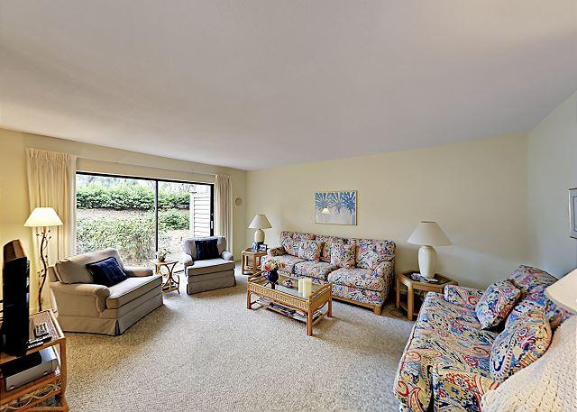 Hilton Head SC Vacation Rental Enjoy ample living