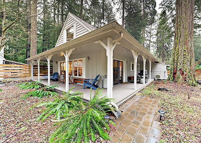 Mckenzie Bridge OR Vacation Rental Welcome to your