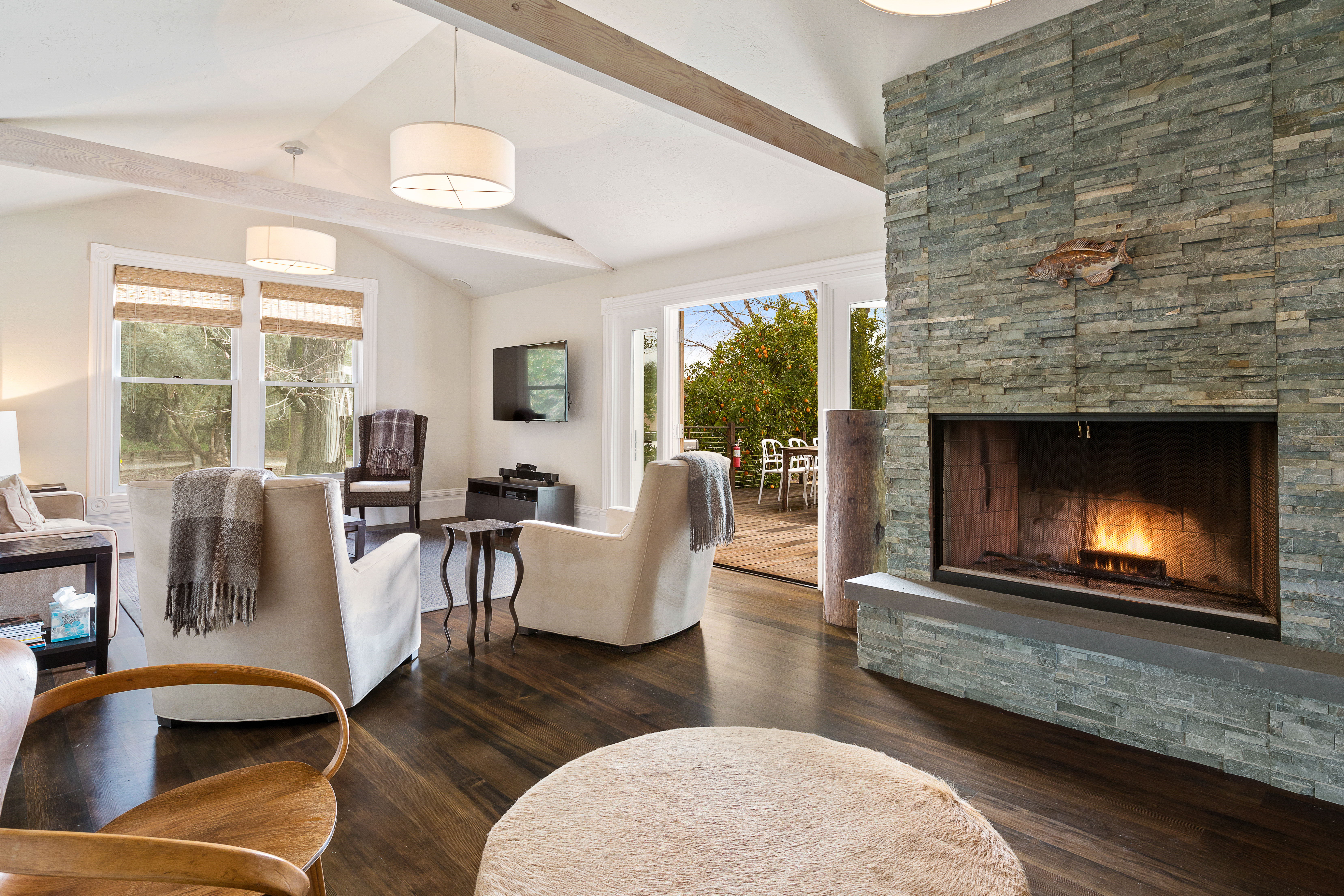 Healdsburg CA Vacation Rental Gather in the