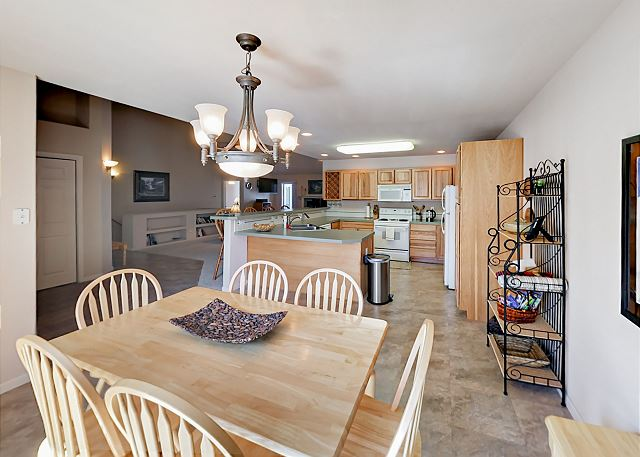 Fraser CO Vacation Rental Open to the