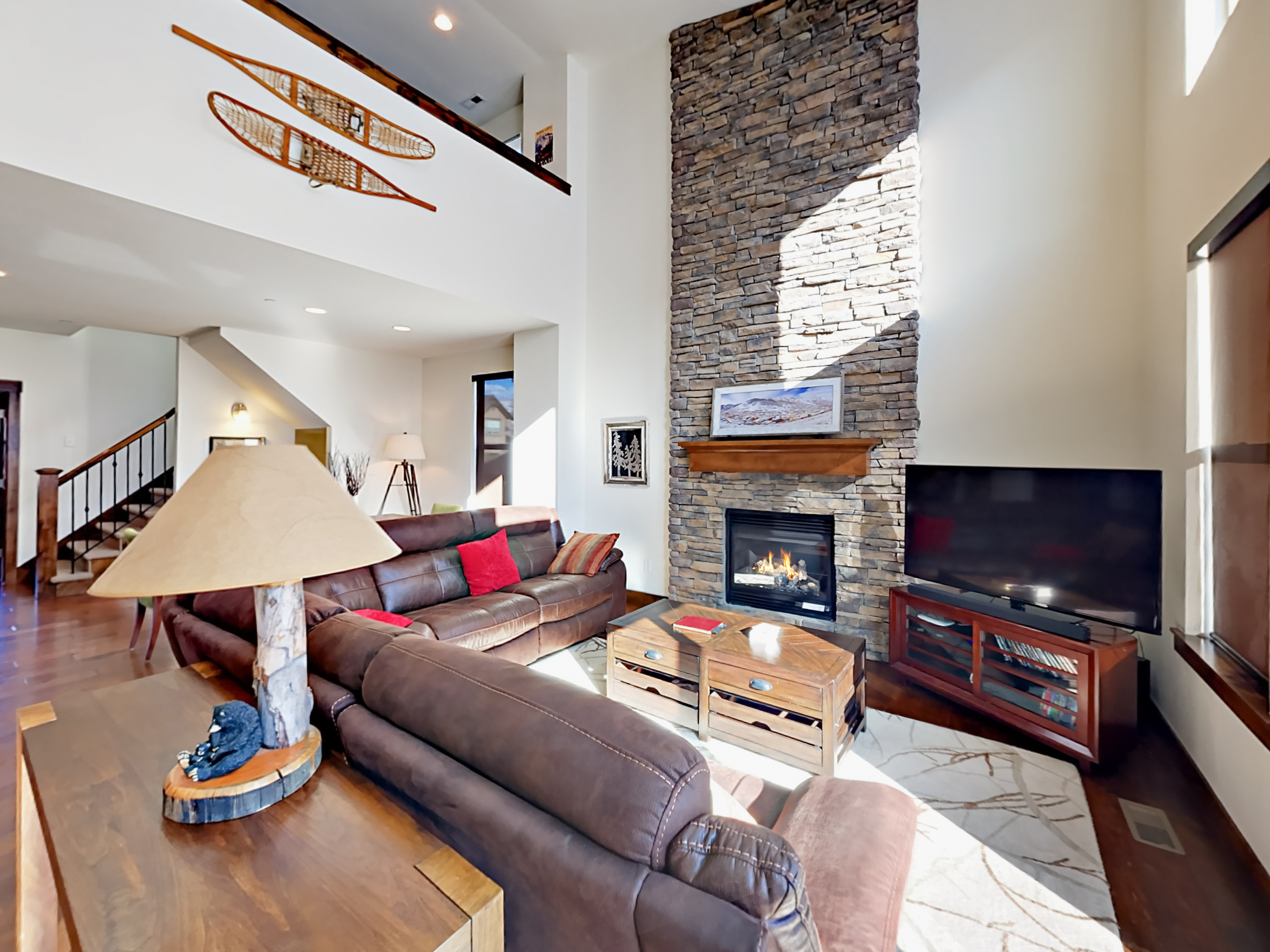 Kamas UT Vacation Rental Serving as the