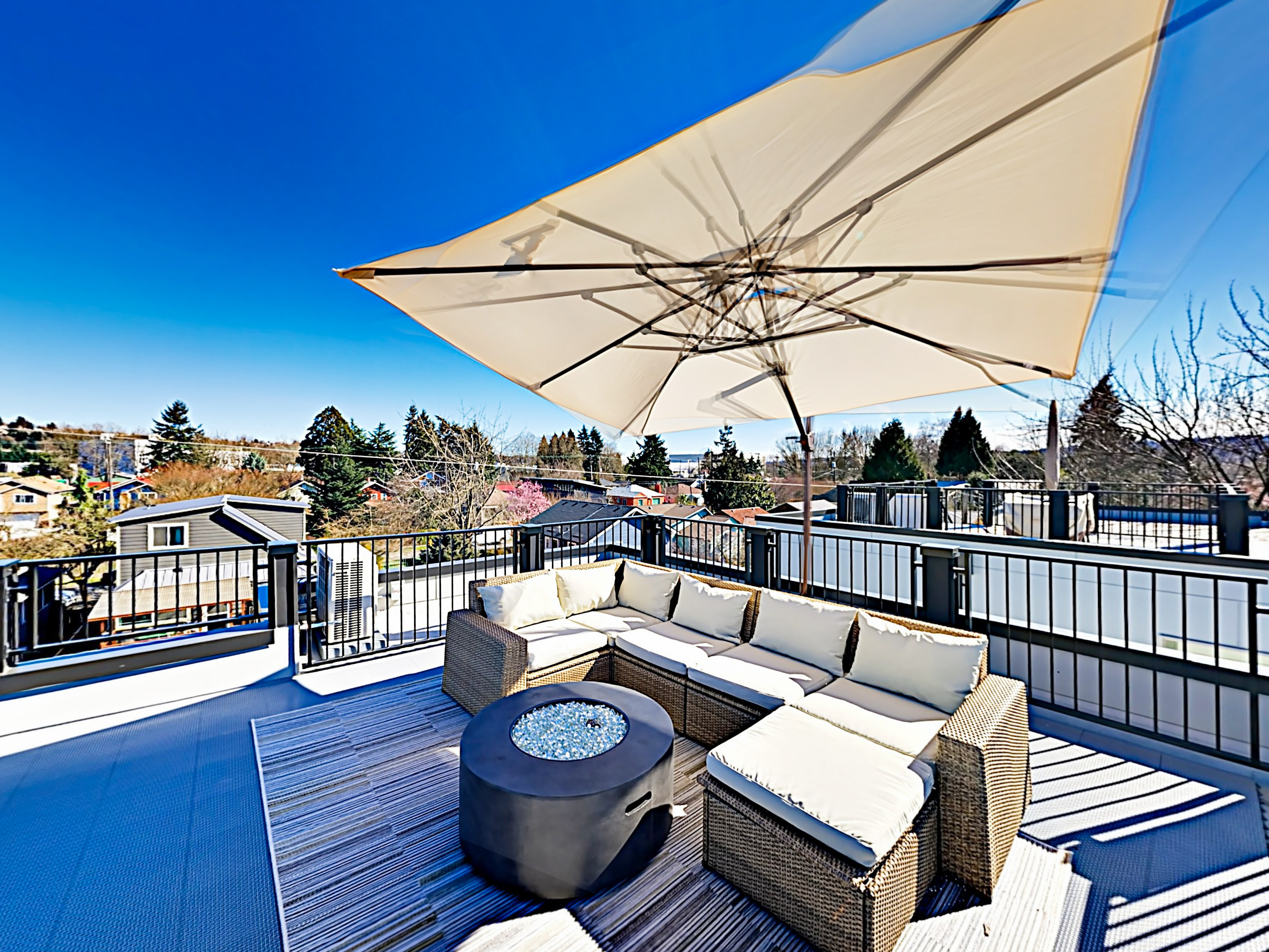 Seattle WA Vacation Rental Seattle townhome with