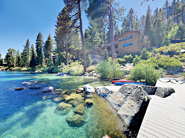 South Lake Tahoe CA Vacation Rental Welcome to Lake