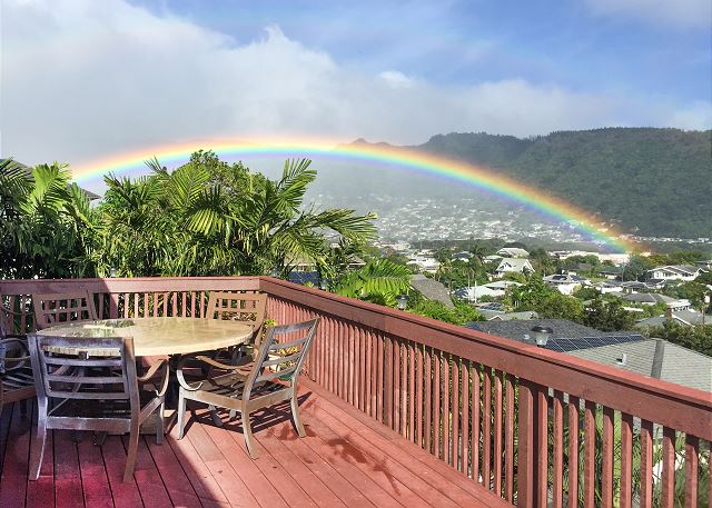 Honolulu HI Vacation Rental Welcome to Manoa