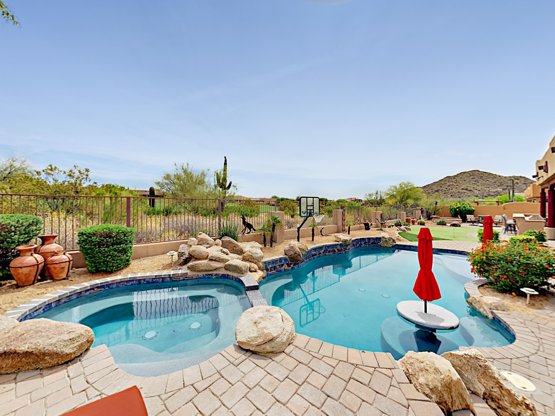 Mesa AZ Vacation Rental Charming Southwestern home