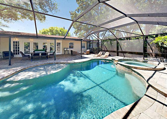 Sarasota FL Vacation Rental Sarasota home with